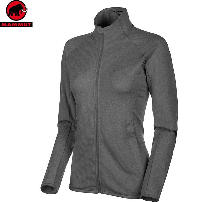 MAMMUT マムート Nair ML Jacket AF Women フリース ジャケット レディース (blackm?lange):1014-00551