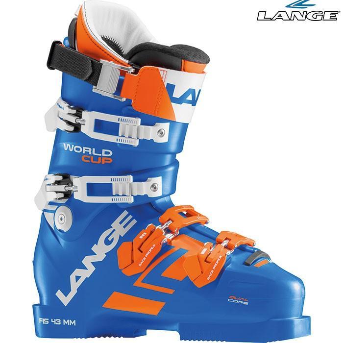 18-19 ラング LANGE スキーブーツ skiboot 2019 WORLD CUP ZA+ 〔2019 スキーブーツ RACE〕 (power-blue):LBH9290