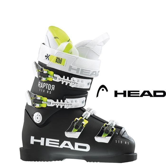 HEAD ヘッド 18-19 2019 RAPTOR 110 RS W ラプター110RS W〔2019 スキーブーツ レーシングモデル 女性用〕 (23):raptor110rsw