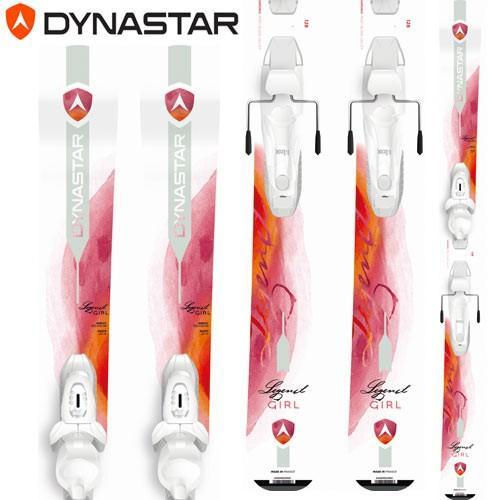 DYNASTAR ディナスター 18-19 スキー Ski 2019 LEGEND GIRL レジェンドガール (金具