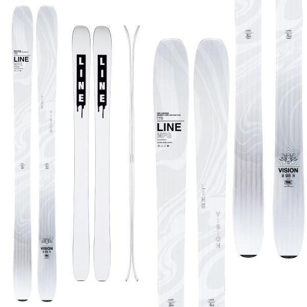 【全品送料無料】 LINE ライン 19-20 スキー VISION 98 ビジョン98 (板のみ) スキー板 2020 オールマウンテン バックカントリー (onecolor):, 犬山市 f66df791