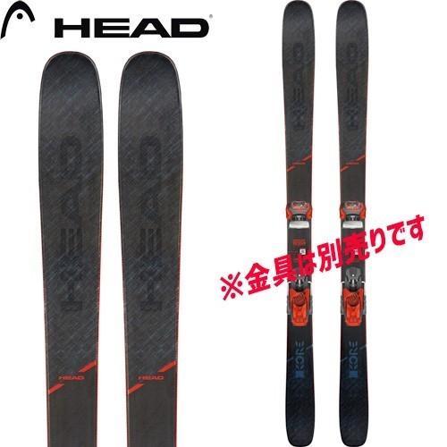 【驚きの値段】 HEAD ヘッド 19-20 スキー 2020 KORE 99 コア 99(板のみ) パウダー スキー板 (onecolor):315439, コウラチョウ 48d02254