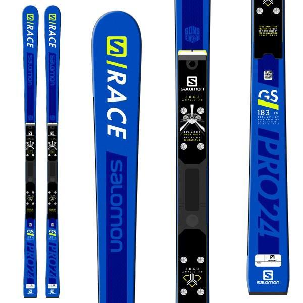 【超目玉】 SALOMON サロモン S/RACE 19-20 スキー 2020 S/RACE サロモン PRO GS 2020 (金具付き) スキー板 GS レーシング (onecolor):, フクタマ:a1caf177 --- airmodconsu.dominiotemporario.com