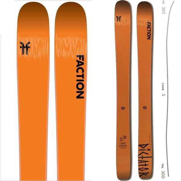 人気商品は FACTION ファクション 19-20 スキー 2020 DICTATOR 3.0 ディクテーター 3.0 (板のみ) スキー板 パウダー ロッカー:, 信州そば専門店 生麺工房ともの 5a918096