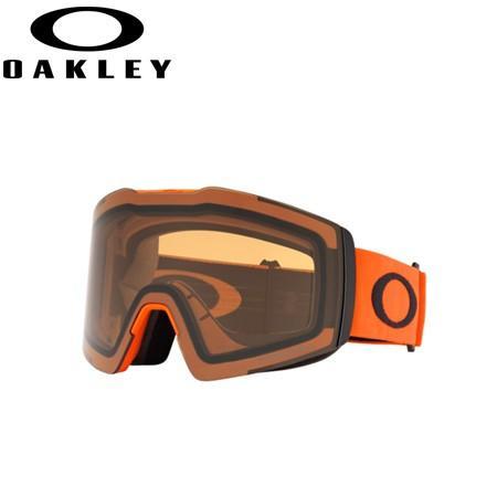 品質が完璧 OAKLEY オークリー 19-20 FALLLINE XL Neon Orange Black ゴーグル フォールライン XL スキー スノーボード スノーゴーグル (Persimmon):007099-14, 夢店舗 お酒屋 cbef7755