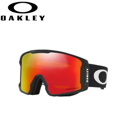 OAKLEY オークリー 19-20 LINEMINER XM Matte 黒 ゴーグル スキー スノーボード スノーゴーグル (Torch):007093-04