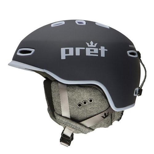 Pret プレット 19-20 ヘルメット Lyric Indigo リリック スキーヘルメット HELMET 2020 :