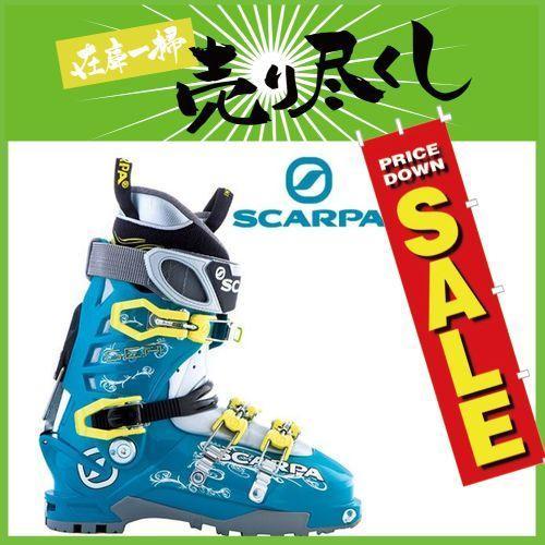 ツアーブーツ 兼用靴 スカルパ SCARPA 16-17ゲア(レディース) オールラウンド ツーリング バックカントリー