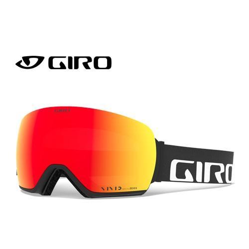 GIRO ジロー 19-20 ゴーグル 2020 ARTICLE 黒 WORDMARK アーティクル スキーゴーグル メンズ 球面 Vividレンズ 眼鏡対応:7094985