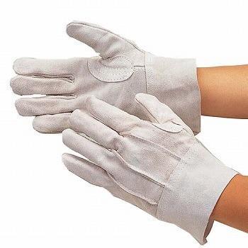 牛床革手袋 おたふく手袋 高級外ぬい革手袋 [120双入] 449 総革製