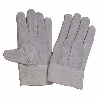 牛床革手袋 おたふく手袋 床革外縫い革手袋 [120双入] CC-70 総革製