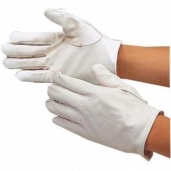 牛表革手袋(クレスト) おたふく手袋 高級クレスト手袋 [200双入] 451 総革製