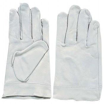 豚革手袋 おたふく手袋 カフスなし [120双] R-30 総革製