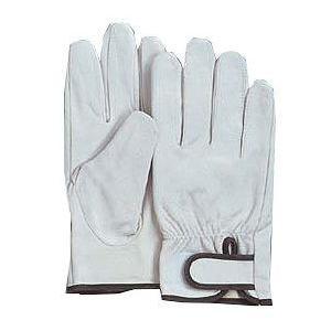豚革手袋 おたふく手袋 内綿タイプ [120双] R-35 総革製