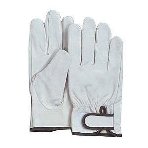 豚革手袋 おたふく手袋 内綿タイプ 3双入×50セット [総数150双] R-353 総革製