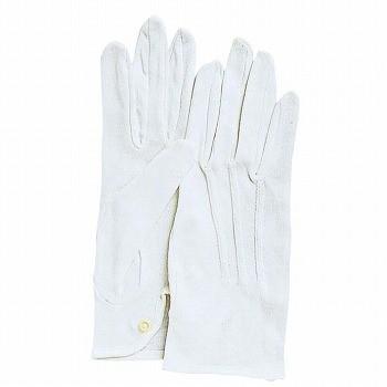 スムス手袋(縫製手袋) おたふく手袋 コットンセームホック付 [480双入] 543 綿 マチ付き