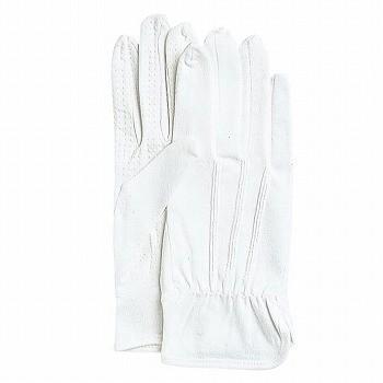 スムス手袋(縫製手袋) おたふく手袋 セームノンスリップ [480双入] 526 綿 マチ付き 滑り止め付き