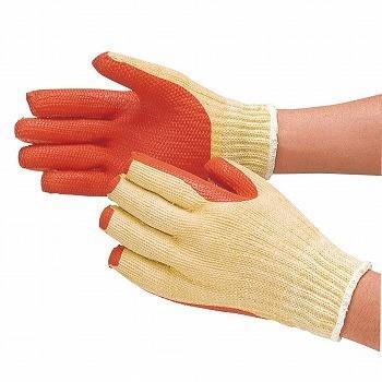 ラバー軍手(ゴム張り) おたふく手袋 強力ゴムバリ手袋 [120双入] 300 作業手袋