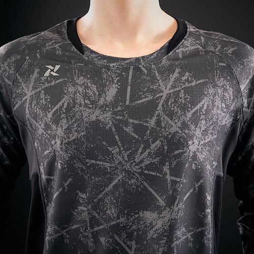 AITOZ アイトス TULTEX 空調服用長袖メッシュTシャツ AZ-551049 mamoru-k 08