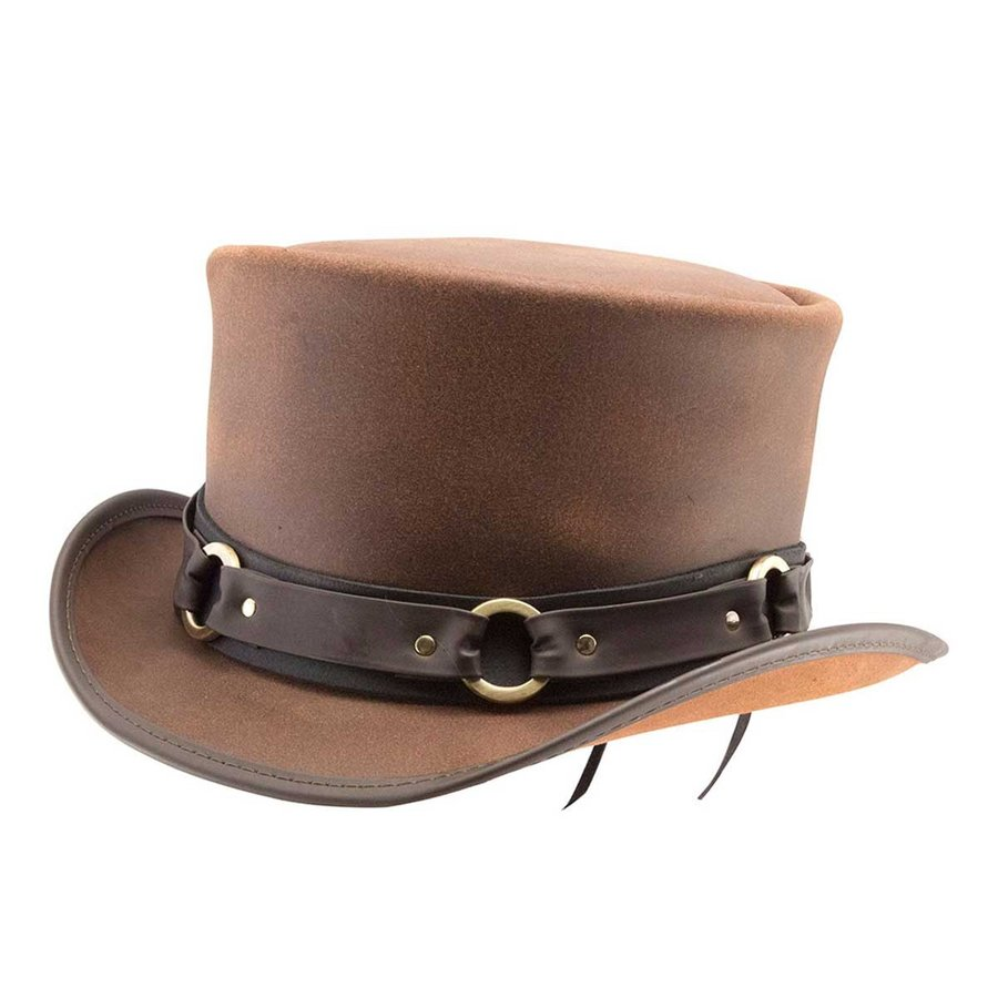 スチームパンク 帽子 HEAD N HOME El Dorado SR2 BROWN  10000926 ... 04a532c1b473