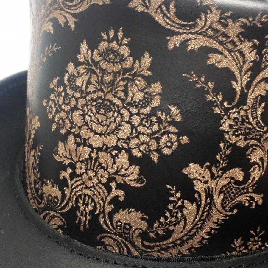 スチームパンク 帽子 Head N Home Hats Parlor Black デザイナーズ帽子manaboo Premium 通販 Yahoo ショッピング