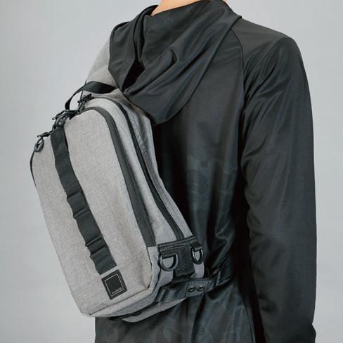 シマノ スリングショルダーバッグBS-025T Mサイズ ブラックダックカモ manboo-shop 04