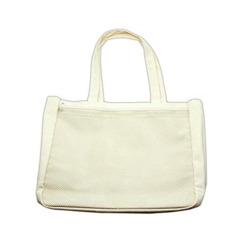 【新品】メッシュ痛バッグ ホワイト 5個セット