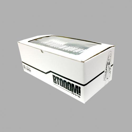 【新品】ブトゥーム! BTOOOM! (1-26巻 全巻)[Dark真実編+Light友情編] (全27冊) オリジナル全巻収納BOX付 全巻セット