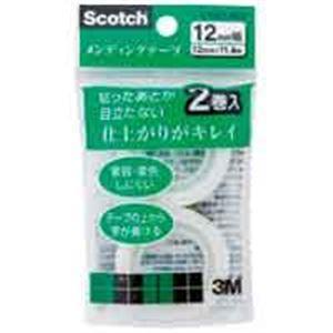 (業務用200セット) スリーエム 3M メンディングテープ CM12-R2P詰替