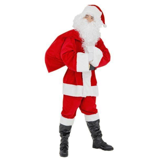 クリスマスコスプレ/衣装 〔XM パーフェクトサンタ〕 着丈約86cm Patymo 〔イベント パーティー〕