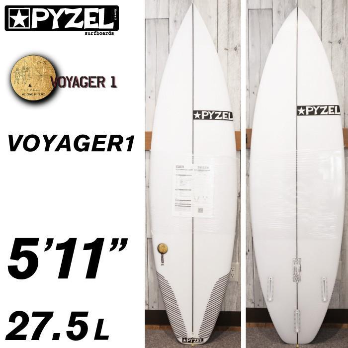 """芸能人愛用 ショートボード PYZEL SURFBOARDS パイゼルサーフボード VOYAGER1 5'11"""" ボイジャーワン, 8号店 af7ebcfb"""
