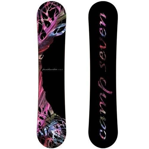 【30%OFF】 スノーボードCamp Featherlite Seven New 2020 Featherlite Snowboard (138 (138 New cm), クスマチ:5f33bc3f --- airmodconsu.dominiotemporario.com