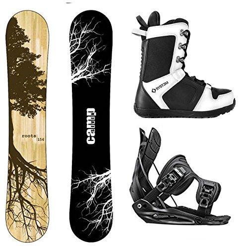 正規品 スノーボードCamp Seven Package APX Roots CRC CRC Snowboard-163 cm Wide-Flow Snowboard Alpha MTN Snowboard Bindings-XL-System APX Snowboard Boo, 平戸市:538319e5 --- airmodconsu.dominiotemporario.com