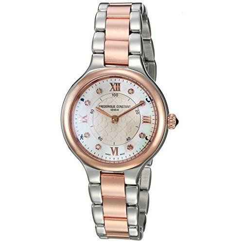 セットアップ 当店1年保証 フレデリックコンスタントFrederique Swiss-Quartz Constant Smart Women's Horological Smart Watch Women's Swiss-Quartz Stainless-, クシモトチョウ:e57f02b1 --- airmodconsu.dominiotemporario.com