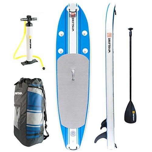 交換無料! スタンドアップパドルボードDriftsun Paddle, Paddleboard SUP, 10 Ft SUP, Fins, Ft Paddle, Pump and Carry Backpack, 満濃町:85ad88f4 --- airmodconsu.dominiotemporario.com