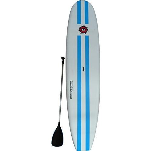 トップ スタンドアップパドルボードLiquid White/Blue Up Shredder Stand Stripes, Up Paddleboard with Adjustable Paddle, White/Blue Racing Stripes, 11-, Million Carats ミリオンカラッツ:8d6ec258 --- airmodconsu.dominiotemporario.com