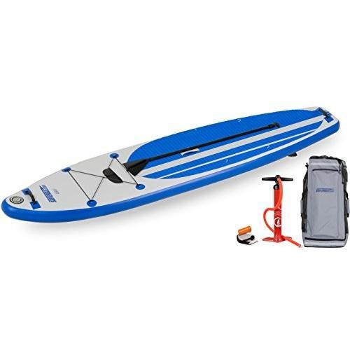 激安通販新作 スタンドアップパドルボードSea Eagle Longboard Inflatable Longboard Stand-up Paddle Board SUP SUP Paddle Package, くすりの勉強堂 アネックス:2857167f --- airmodconsu.dominiotemporario.com