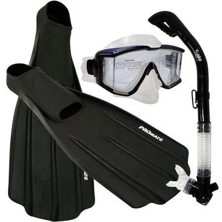 最新情報 シュノーケリングSnorkeling Side-View EDGELESS Purge Fins EDGELESS Mask Dry Snorkel Side-View Fins Gear Set, Black, S, 下田町:6f0e3115 --- airmodconsu.dominiotemporario.com