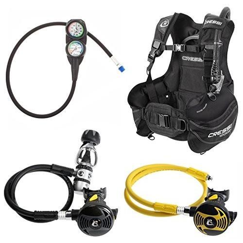 豪奢な シュノーケリングCressi in Sub Start Equipment for Scuba Diving, Diving, Italy made in Italy, Dream Can Co.:5958cd08 --- airmodconsu.dominiotemporario.com