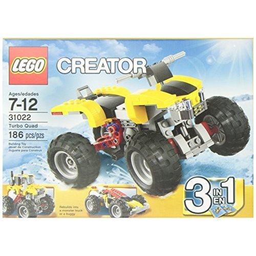 レゴ クリエイター 6060891 LEGO Creator 31022 Turbo Quad maniacs-shop