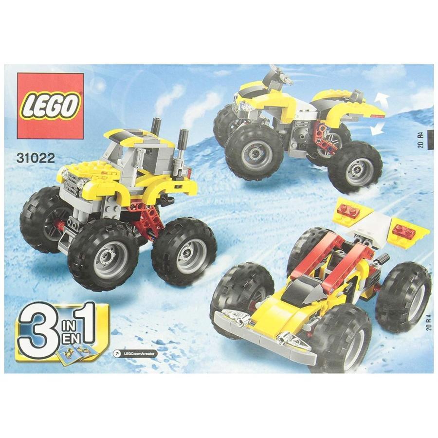 レゴ クリエイター 6060891 LEGO Creator 31022 Turbo Quad maniacs-shop 03
