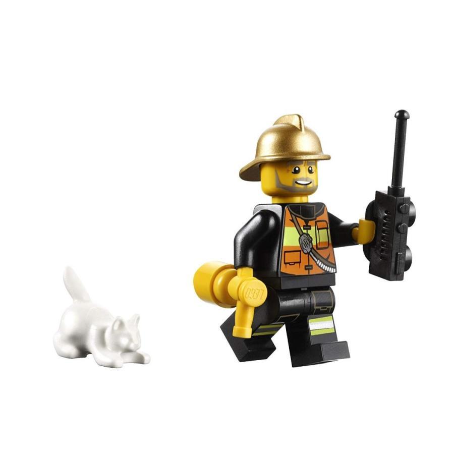レゴ シティ 6021680 LEGO City Fire Chief Car (60001)|maniacs-shop|07