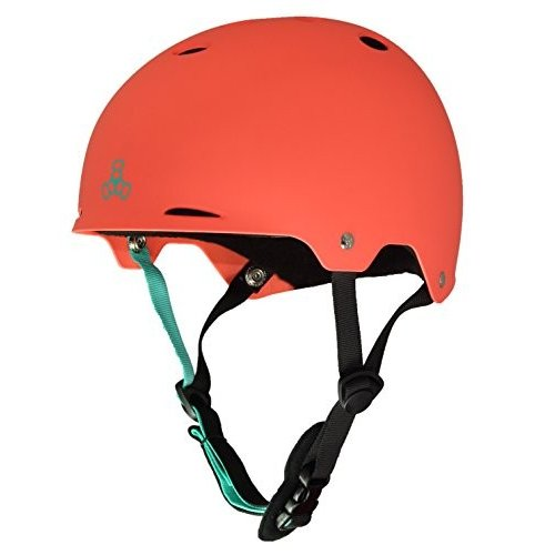 新発売の ウォーターヘルメットTriple Eight Gotham Water Helmet for Wakeboard and Waterskiing, Neon Tangerine Matte, X-Large, 最新の激安 45c80016