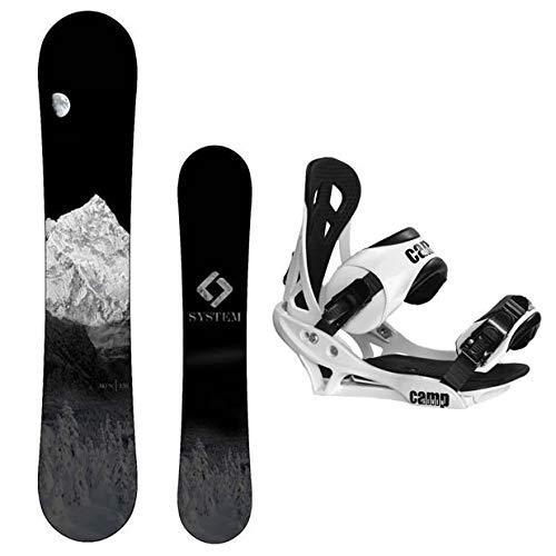 人気ショップ スノーボードSystem Package MTN Snowboard with with Summit Summit Bindings Men's Snowboard Package (147 cm), 製茶問屋 静岡茶園:05cf452e --- airmodconsu.dominiotemporario.com