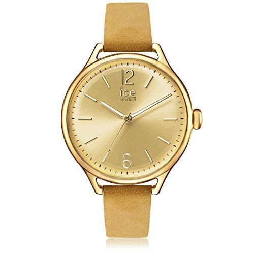 新品?正規品  当店1年保証 アイスウォッチIce time Womens Analog Quartz Watch with Leather Bracelet IC13061, 菓子パンのツクモ 九十九堂本舗 3cdb8280