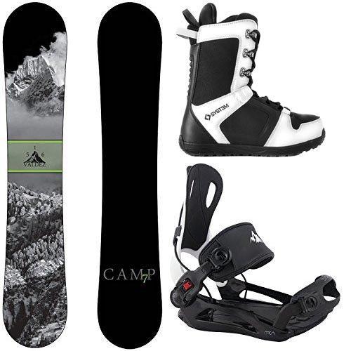 高級品市場 スノーボードCamp Seven Boots-10 Package Snowboard Seven Valdez Snowboard 156 cm-System MTN Binding Large-System APX Snowboard Boots-10, メジャーアメフト即納店SELECTION:44bc0eb7 --- airmodconsu.dominiotemporario.com