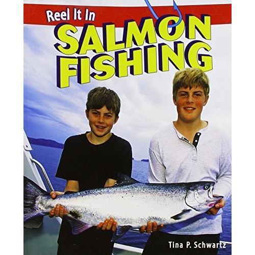 海外製絵本 知育 英語 Salmon Fishing (Reel It in (Paperback))