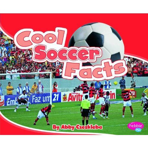 海外製絵本 知育 英語 Cool Soccer Facts (Cool Sports Facts)