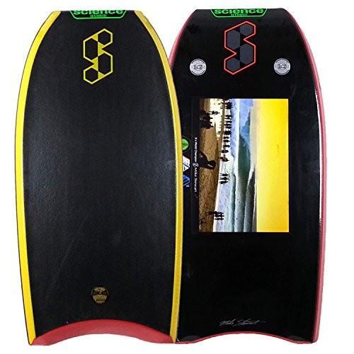世界有名な ボディボードMike Stewart Rails, Hybrid 41 2016 Deck, Bodyboard ボディボードMike - Black Deck, Red Rails, Black Bottom, ヘッドドレス専門店 Sorawa shop:40f3fe1f --- airmodconsu.dominiotemporario.com