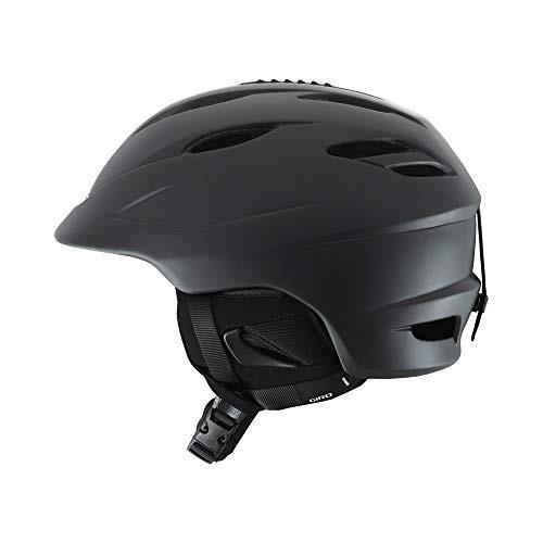 おすすめ スノーボードGiro Seam Snow Helmet (Matte Black, Medium), 東頸城郡 174176f9